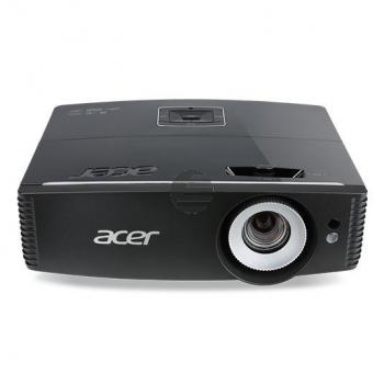 Acer P6200, 3D Full HD Beamer, schwarz