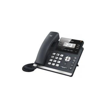 Yealink SIP-T41P, VoIP-Telefon (SIP), ohne Netzteil, PoE, 2,7'' Display