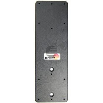 AIV Vertikale Montage-Platte - 155 x 50 x 5 mm