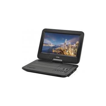 Denver MT-1084NB Portabler 10,1'' DVD-Player mit USB