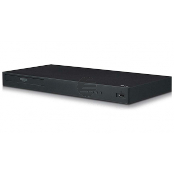 LG UBK80 4K Blu-ray-Player mit Dolby Atmos , schwarz