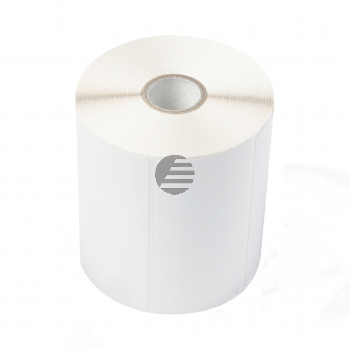 Brother Frankierstreifenrolle unbeschichtet weiß 550 Etiketten 102.0mm x 150.0mm (BUS-1J150102-121)