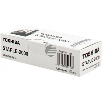 Toshiba Heftklammern (6A000000041, Staple-2000)