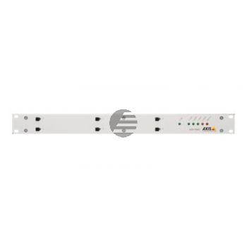AXIS T8085 PS57 - Stromversorgung (Rack - einbaufähig) - 500 Watt - 1U - Europa