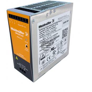 AXIS PS56 - Stromversorgung (DIN-Schienenmontage möglich) - Wechselstrom 100-240 V - 240 Watt - für Axis T8504-R