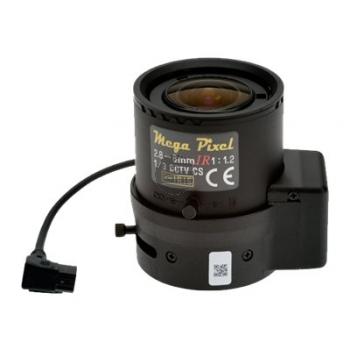 AXIS Megapixel - CCTV-Objektiv - verschiedene Brennweiten - Automatische Irisblende - 8.5 mm (1/3