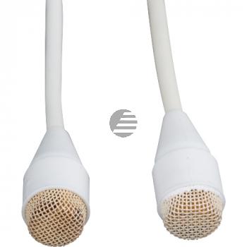 AXIS T8353A Microphone 3.5 mm - Mikrofon - weiß