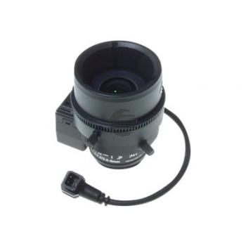 AXIS - CCTV-Objektiv - verschiedene Brennweiten - Automatische Irisblende - 9.1 mm (1/2.8