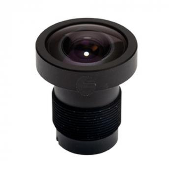 AXIS - CCTV-Objektiv - feste Brennweite - feste Irisblende - 9.1 mm (1/2.8