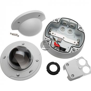 AXIS Casing Kit - Kameragehäuse - mit Heizung - Außenbereich - für AXIS P3346, P3346-V, P3346-VE, P3365-V, P3365-VE, P3367-V, P3