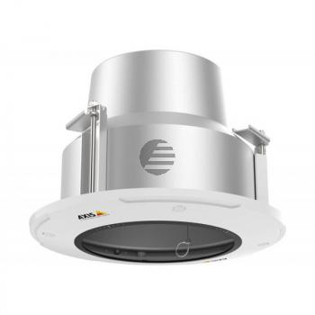 AXIS - Eingesenkte Halterung für Kamerakuppel - für AXIS P5514, P5514-E, P5515 50Hz, P5515 60Hz, P5515-E 50Hz, P5515-E 60Hz