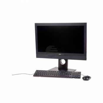 AXIS Camera Station S9201 Mk ll Desktop Terminal - All-in-One (Komplettlösung) - Core i3 8100 / 3.6 GHz - RAM 8 GB - SSD 128 GB