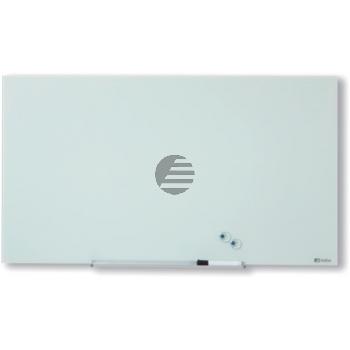 NOBO Diamond Glass Whiteboard 1905175 weiss 677x381mm