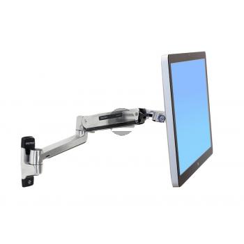 45-383-026 / LX Steh-Sitz-Wandmontage-LCD-Arm / Belastbarkeit bis 13,6kg / Anhebung 51cm / Schwenkung 360°