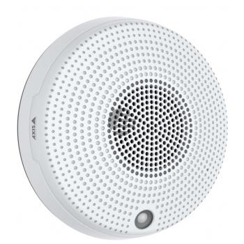 Axis C1410 Network Mini Speaker - IP Lautsprecher - für PA-System - Ethernet, Fast Ethernet, PoE - 7 Watt - weiß