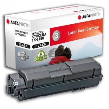 Agfaphoto Toner-Kit schwarz (APTK1160E) ersetzt TK-1160