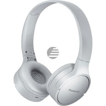 Panasonic RB-HF420BE-W Bluetooth On-Ear Kopfhörer, weiß