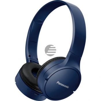 Panasonic RB-HF420BE-A Bluetooth On-Ear Kopfhörer, blau