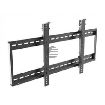 Fix Video Wall Mount Halterung Mit dieser Halterung richten Sie einfach und preiswert eine Video Wall ein. Dank der Microjustier