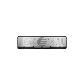 Garmin BC40 drahtlose Rückfahrkamera (mit EU-Nummerschildhalterung)