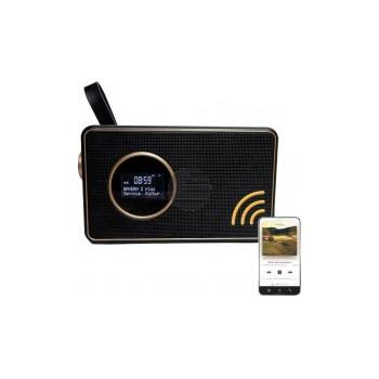 Albrecht DR 750 Digitalradio, DAB+/UKW