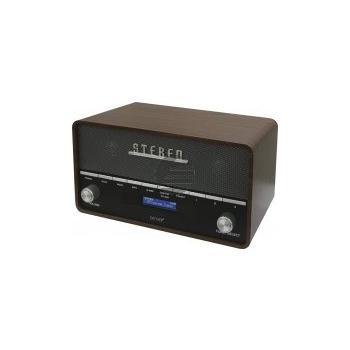 Denver DAB-36 Radio mit DAB+ /PLL und Bluetooth