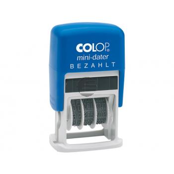 COLOP MINIDATER S160/L2 DATUMSTEMPEL