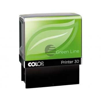 COLOP GREEN LINE PRINTER 30 TEXTSTEMPEL