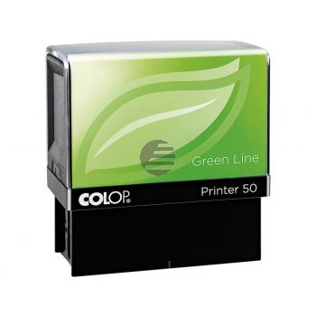 COLOP GREEN LINE PRINTER 50 TEXTSTEMPEL