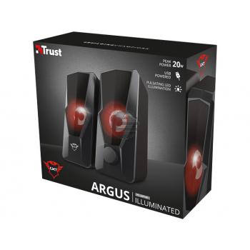 TRUST GXT610 ARGUS 2.0 LAUTSPRECHER SET
