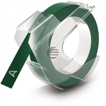 DYMO 3D-Prägeband 9mmx3m 520105 grün
