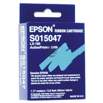 Epson Farbband Nylon schwarz (C13S015047)