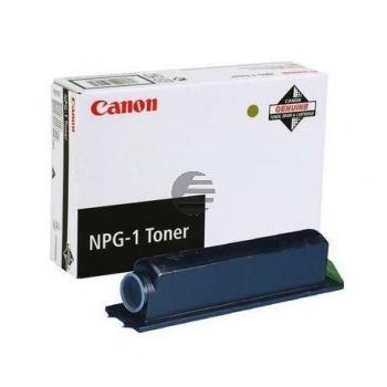 Canon Toner-Kit 4 x schwarz (1372A005, NPG-1)