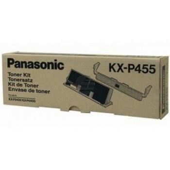 Panasonic Toner-Kit schwarz (KX-P455)