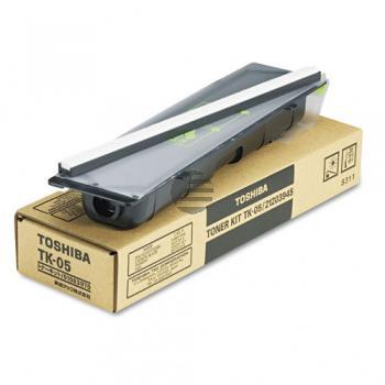 Toshiba Toner-Kit schwarz (21203945, TK-05)