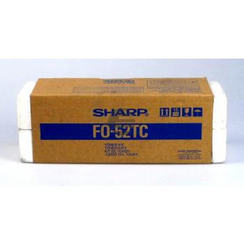 Sharp Toner-Kit schwarz (FO-52TC)