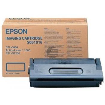 Epson Toner-Kit schwarz (C13S051016, 1016)