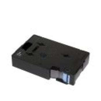 Brother Schriftbandkassette rot/transparent (TC-102)