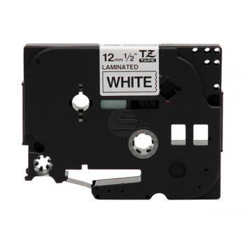 Brother Schriftbandkassette schwarz/weiß (TZE-243)