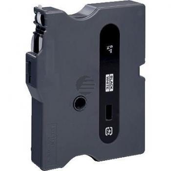 Brother Schriftbandkassette schwarz/weiß (TX-211)