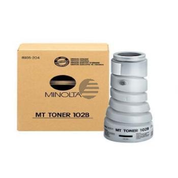 Minolta Toner-Kit 2 x schwarz (8935-204-000, MT-102B)