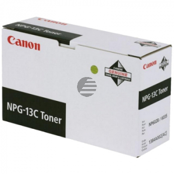 Canon Toner-Kit schwarz (1384A002, NPG-13C)