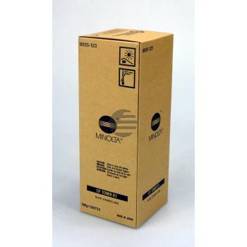 Minolta Tonerflasche schwarz (8935-123-000, CFK1)