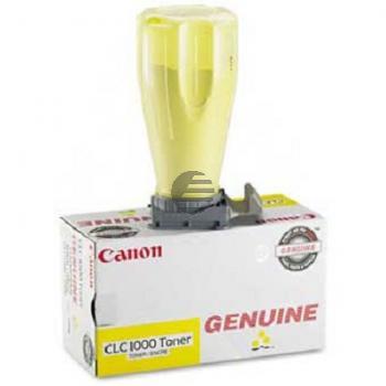 Canon Tonerflasche gelb (1440A002)