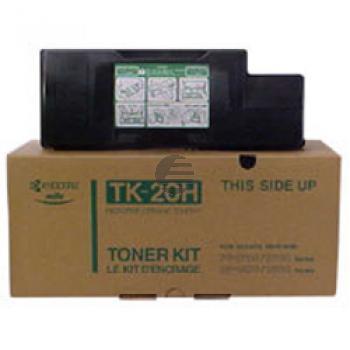 Kyocera Toner-Kit schwarz HC plus (37027020, TK-20H)
