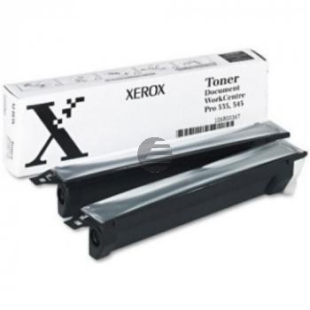 Xerox Toner-Kit 2 x schwarz (106R00370)