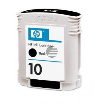 HP Tintenpatrone schwarz HC (C4844AE, 10)