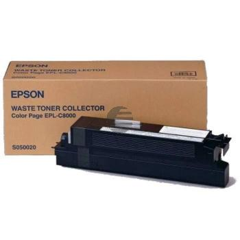 Epson Tonerrestbehälter (C13S050020, 0020)