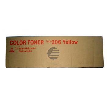 Ricoh Toner-Kit gelb (400494, TYPE-306Y)