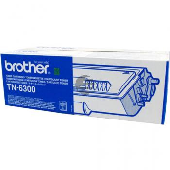 Brother Toner-Kartusche schwarz (TN-6300)